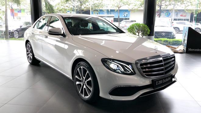 Mercedes-Benz E200 Exclusive giá 2,29 tỷ đồng vừa ra mắt tại Việt Nam - 3