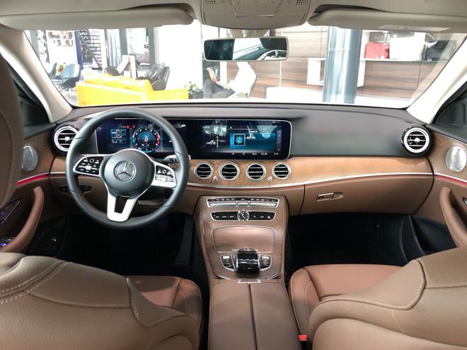 Mercedes-Benz E200 Exclusive giá 2,29 tỷ đồng vừa ra mắt tại Việt Nam - 11