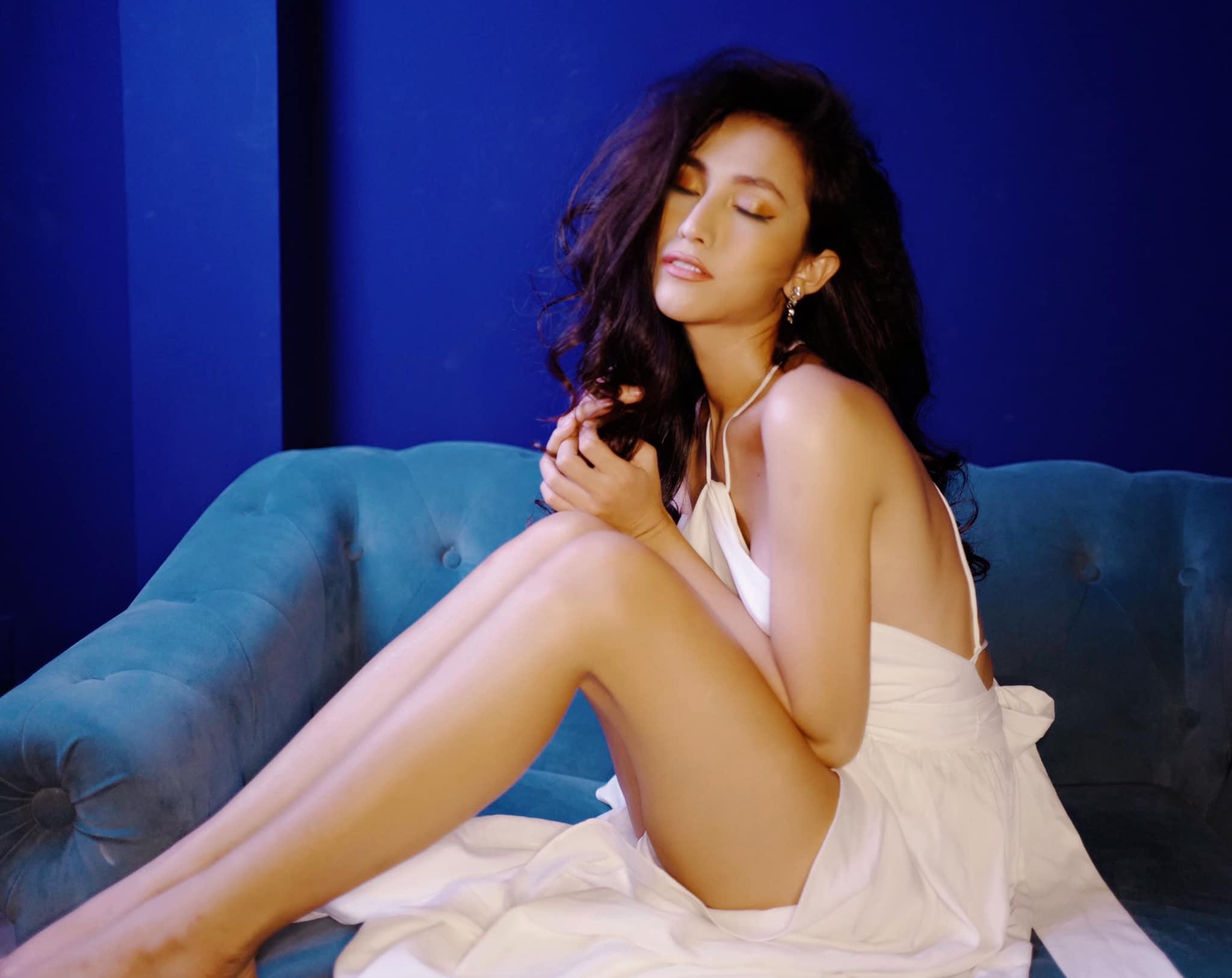 Hoa hậu chuyển giới đầu tiên của VN nóng bỏng thế này, bảo sao Trọng Hiếu không si mê - 9
