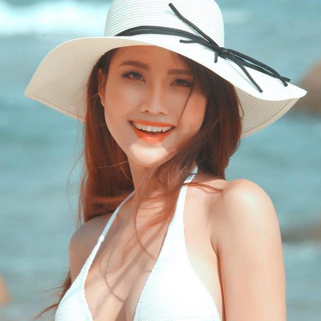 Hoa hậu chuyển giới đầu tiên của VN nóng bỏng thế này, bảo sao Trọng Hiếu không si mê - 10