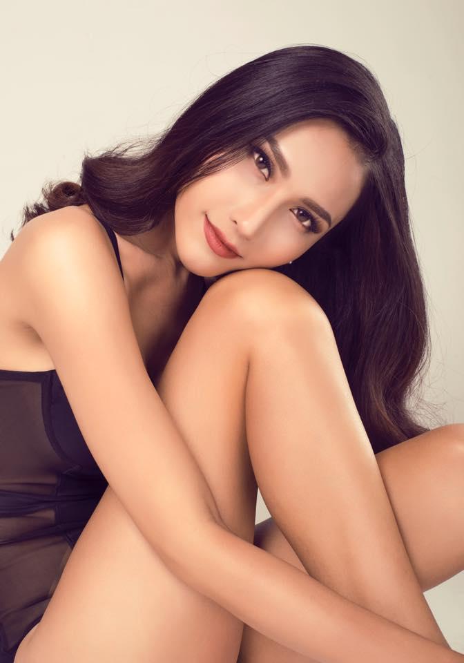 Hoa hậu chuyển giới đầu tiên của VN nóng bỏng thế này, bảo sao Trọng Hiếu không si mê - 13
