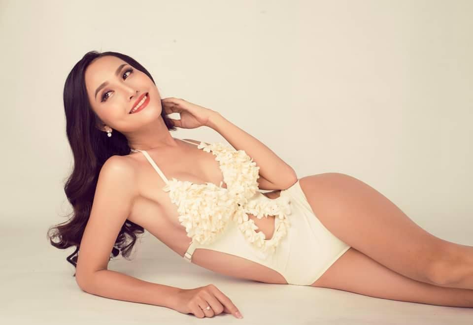 Hoa hậu chuyển giới đầu tiên của VN nóng bỏng thế này, bảo sao Trọng Hiếu không si mê - 12