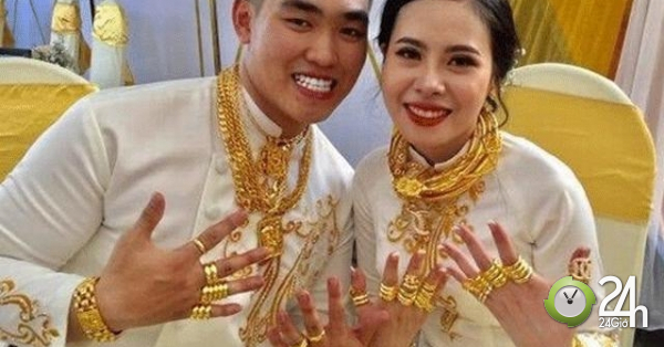 Bất ngờ với độ giàu có của chị gái tặng em 49 cây vàng và 2,5 tỷ đồng trong đám cưới