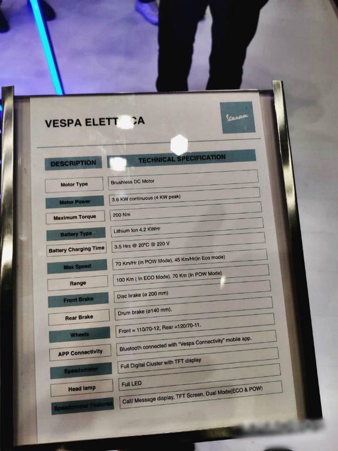 Vespa Elettrica tái xuất, càng ngắm càng say đến nao lòng - 3