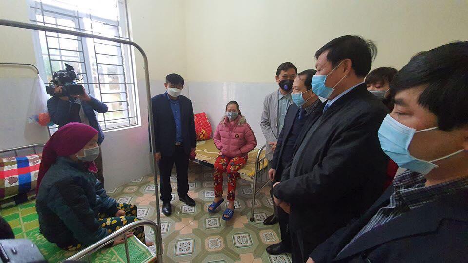 Việt Nam đã chữa khỏi 15/16 ca bệnh dương tính với Covid-19