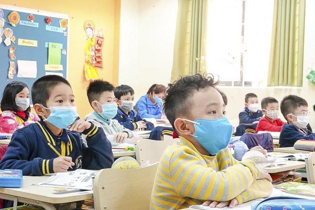 Dịch Covid-19: Chủ tịch Hà Nội nói gì về thời điểm học sinh đi học?