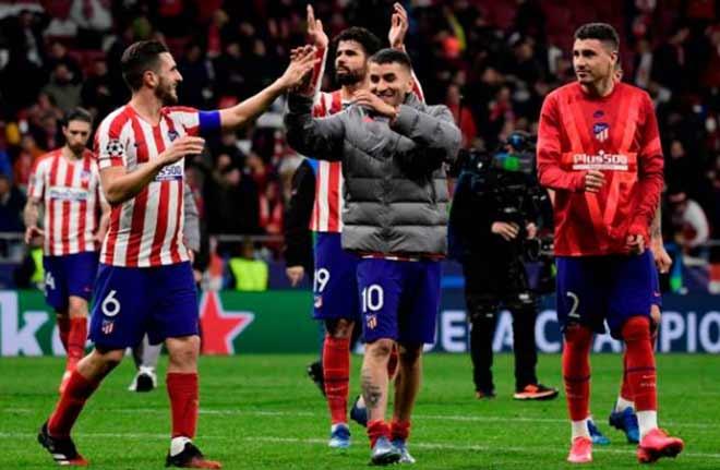 """Liverpool thua không may: HLV Klopp cáu trọng tài, thề """"xử"""" Atletico ở Anfield"""