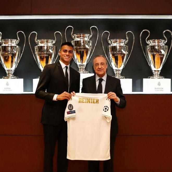 """Real ra mắt """"Kaka mới"""": Thần tượng Ronaldo, """"bom tấn"""" tuổi teen hứa hẹn rực sáng - 4"""