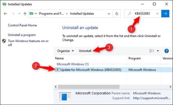 Cách khôi phục dữ liệu sau khi cập nhật Windows 10 - 3