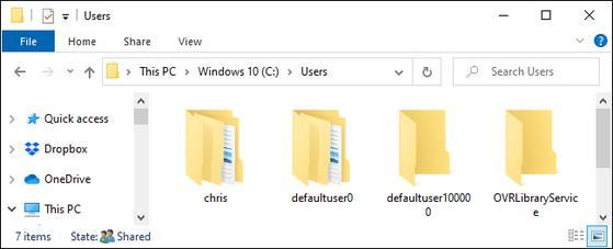 Cách khôi phục dữ liệu sau khi cập nhật Windows 10 - 4