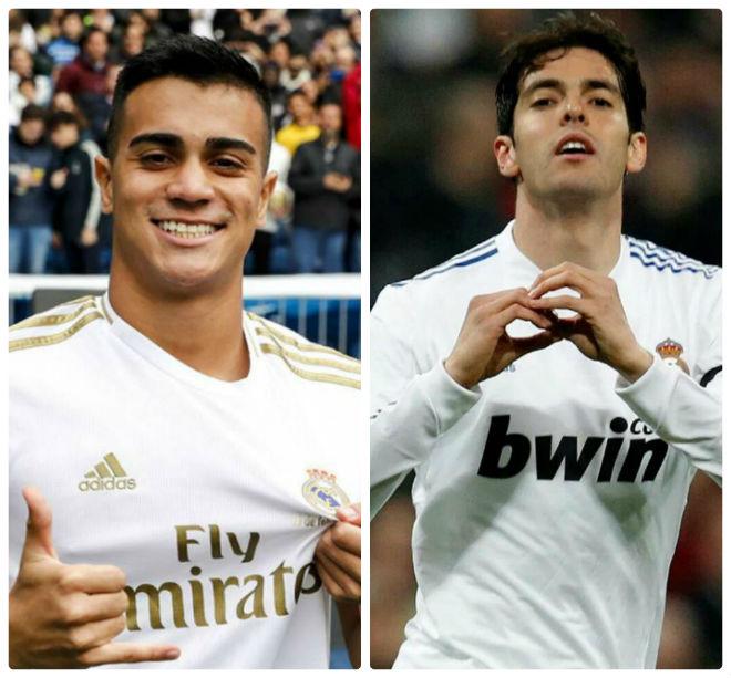 """Real ra mắt """"Kaka mới"""": Thần tượng Ronaldo, """"bom tấn"""" tuổi teen hứa hẹn rực sáng - 2"""