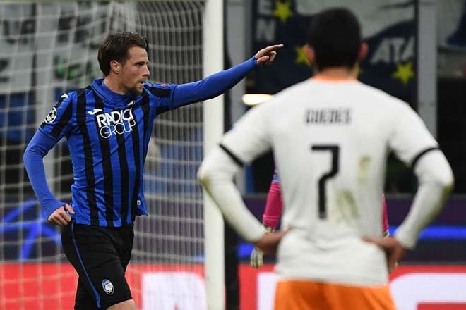"""Rực lửa vòng 1/8 Cúp C1: Mourinho """"cạn lời"""" với trò cưng, ngựa ô Italia sải bước - 15"""