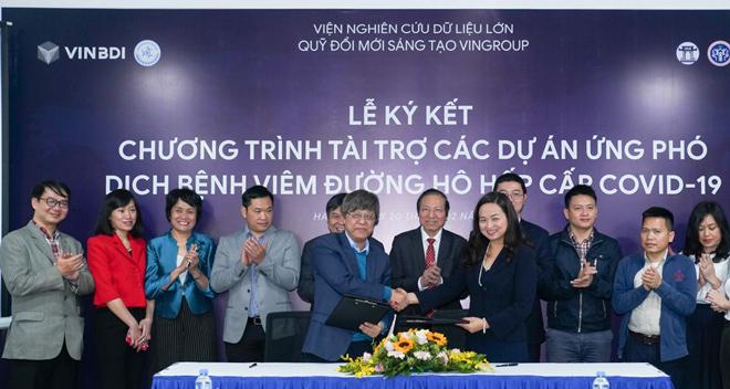 Vingroup tài trợ 20 tỷ đồng cho các nghiên cứu chống virus Corona - 3