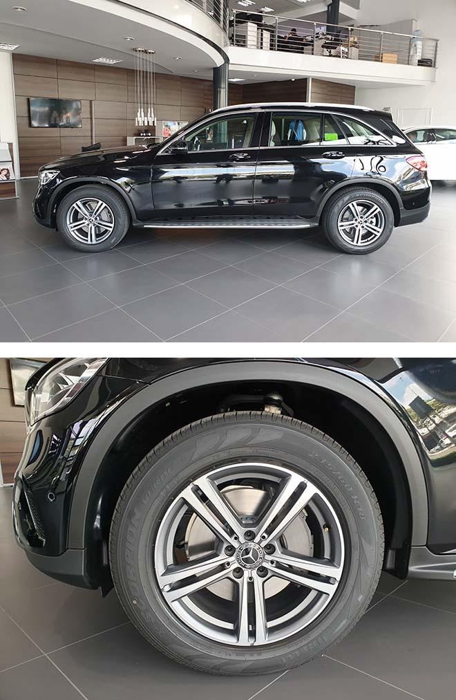 Cận cảnh hai mẫu xe Mercedes-Benz GLC 200 và GLC 200 4matic tại nhà máy - 8