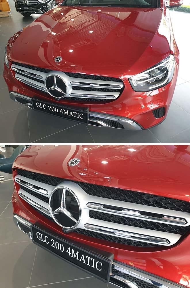 Cận cảnh hai mẫu xe Mercedes-Benz GLC 200 và GLC 200 4matic tại nhà máy - 2