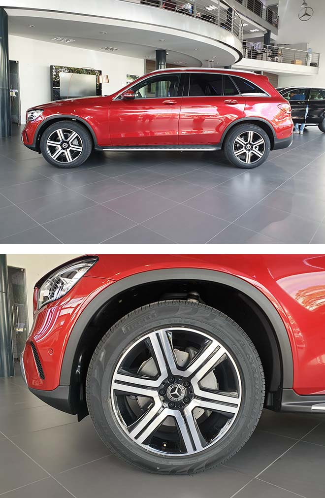 Cận cảnh hai mẫu xe Mercedes-Benz GLC 200 và GLC 200 4matic tại nhà máy - 5