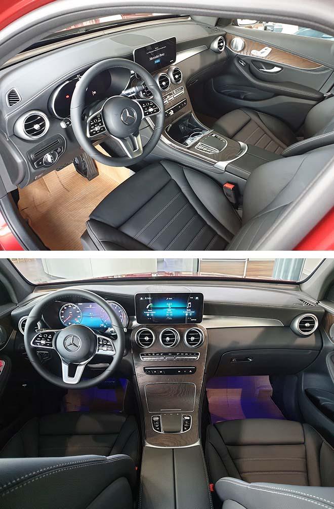 Cận cảnh hai mẫu xe Mercedes-Benz GLC 200 và GLC 200 4matic tại nhà máy - 6