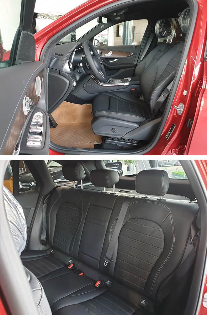 Cận cảnh hai mẫu xe Mercedes-Benz GLC 200 và GLC 200 4matic tại nhà máy - 7