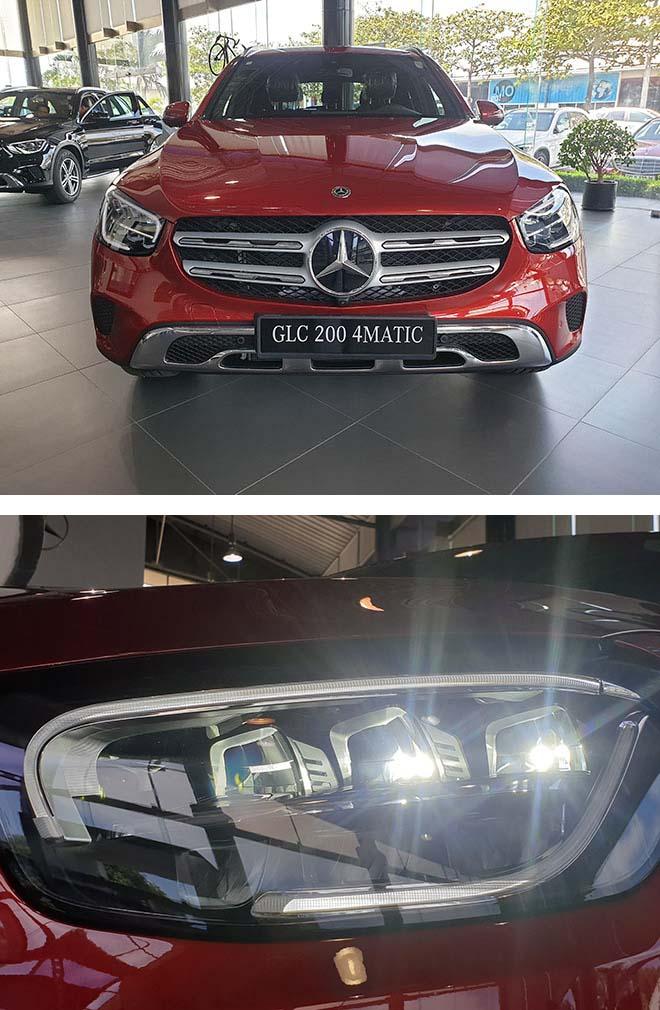 Cận cảnh hai mẫu xe Mercedes-Benz GLC 200 và GLC 200 4matic tại nhà máy - 3