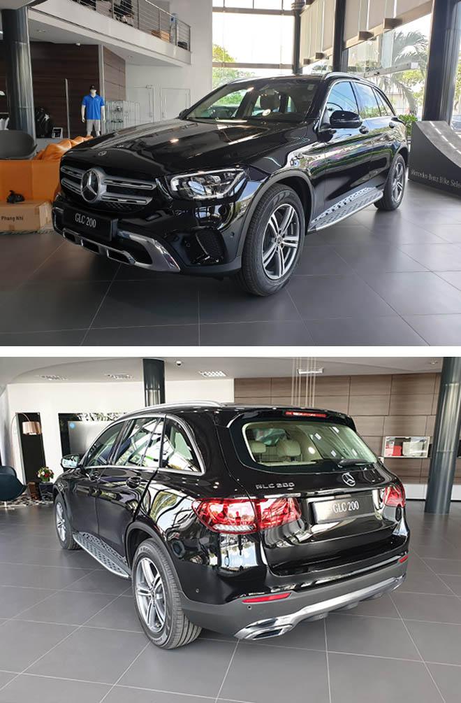 Cận cảnh hai mẫu xe Mercedes-Benz GLC 200 và GLC 200 4matic tại nhà máy - 9