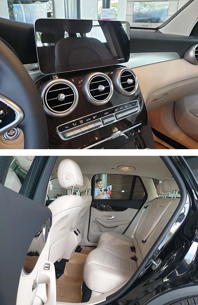 Cận cảnh hai mẫu xe Mercedes-Benz GLC 200 và GLC 200 4matic tại nhà máy - 11