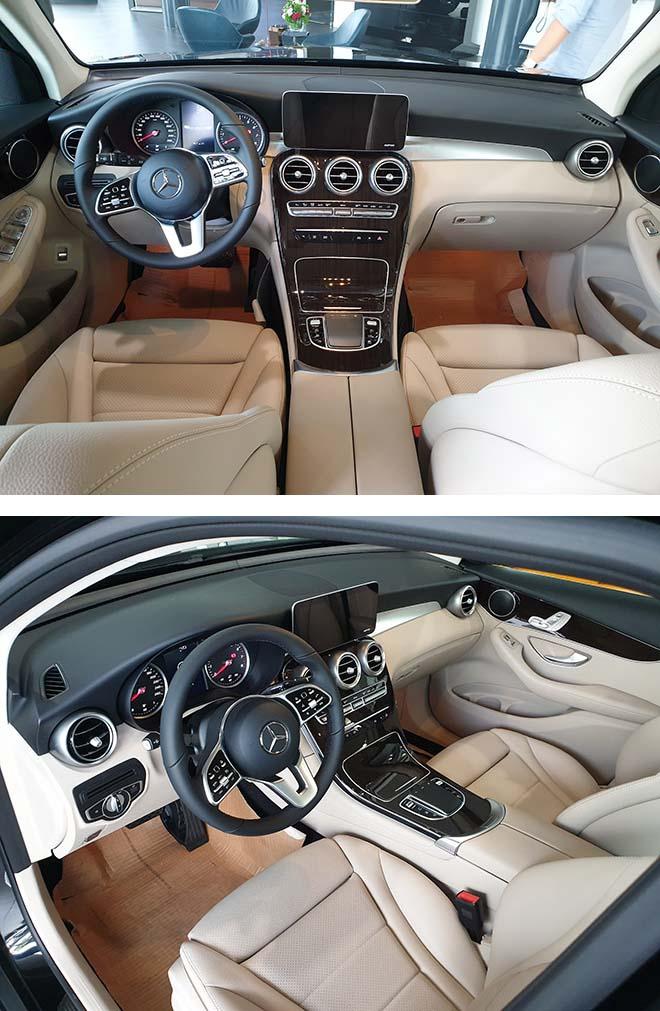 Cận cảnh hai mẫu xe Mercedes-Benz GLC 200 và GLC 200 4matic tại nhà máy - 10