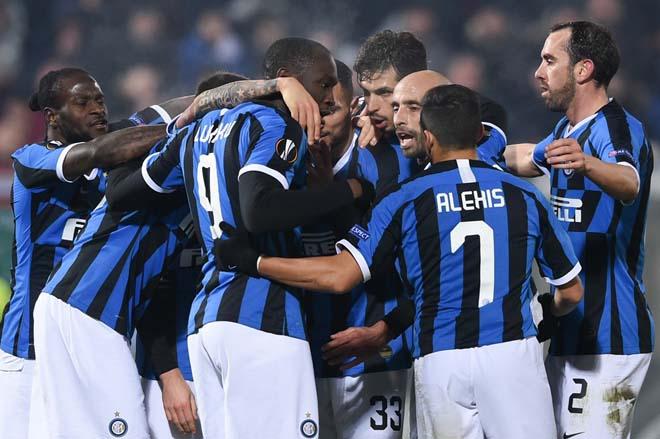 Kết quả bóng đá Europa League, Ludogorets - Inter Milan: Vinh danh Lukaku, lợi thế tuyệt vời