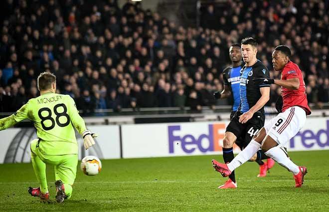 Rực lửa lượt đi vòng 1/16 Europa League: MU, Arsenal phải cảm ơn người Pháp - 3