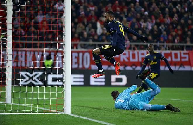 Rực lửa lượt đi vòng 1/16 Europa League: MU, Arsenal phải cảm ơn người Pháp