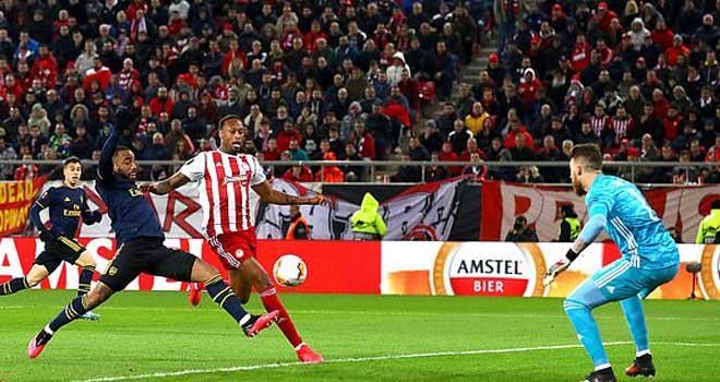 Rực lửa lượt đi vòng 1/16 Europa League: MU, Arsenal phải cảm ơn người Pháp - 9