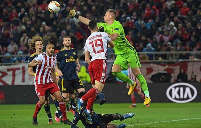 Rực lửa lượt đi vòng 1/16 Europa League: MU, Arsenal phải cảm ơn người Pháp - 8