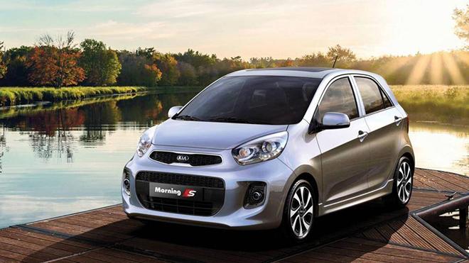 Top 5 mẫu ô tô giá rẻ đáng quan tâm nhất hiện nay - 1