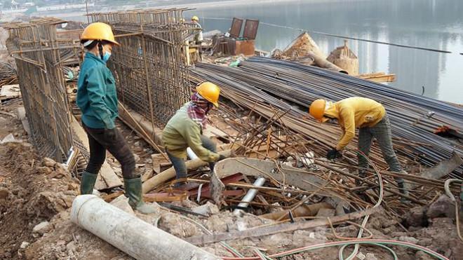 Cận cảnh công trình cầu vượt hồ Linh Đàm xóa điểm ùn tắc lớn nhất Hà Nội - 8