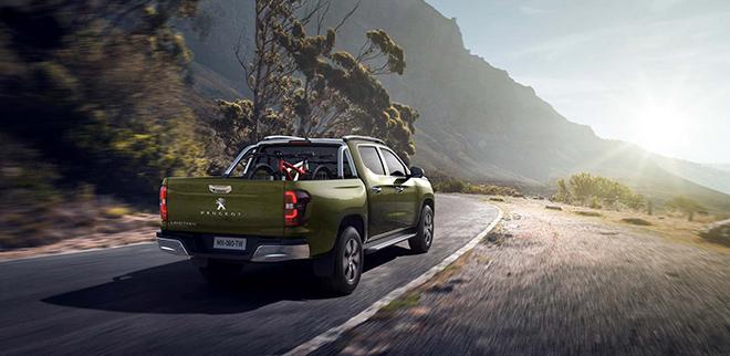 Peugeot Landtrek tân binh trong phân khúc xe bán tải - 6