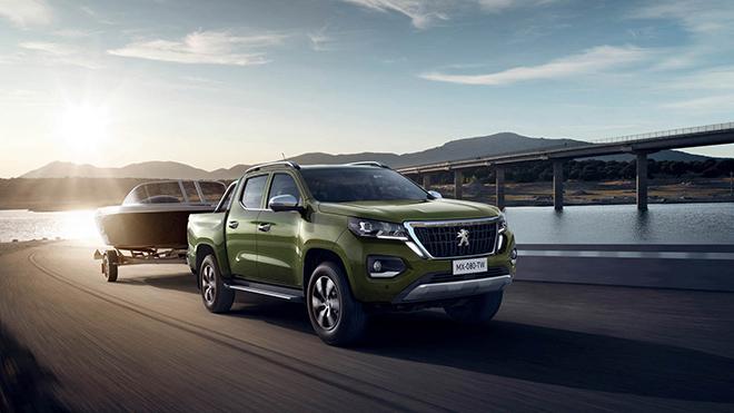 Peugeot Landtrek tân binh trong phân khúc xe bán tải - 7