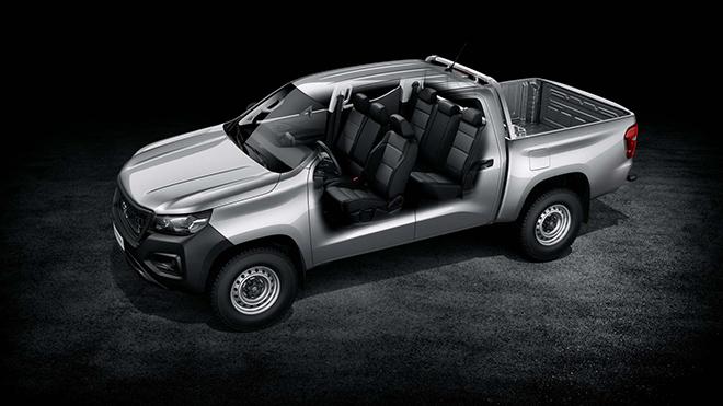 Peugeot Landtrek tân binh trong phân khúc xe bán tải - 9