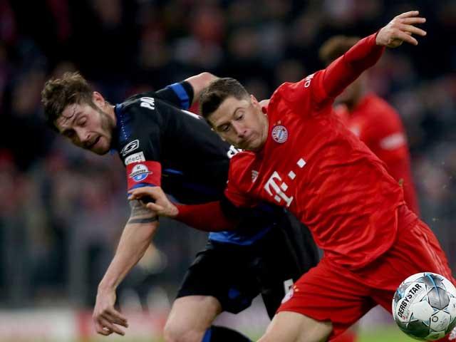 Video highlight trận Bayern Munich – Paderborn: Rượt đuổi kịch tính, cú đúp ngôi SAO - 1