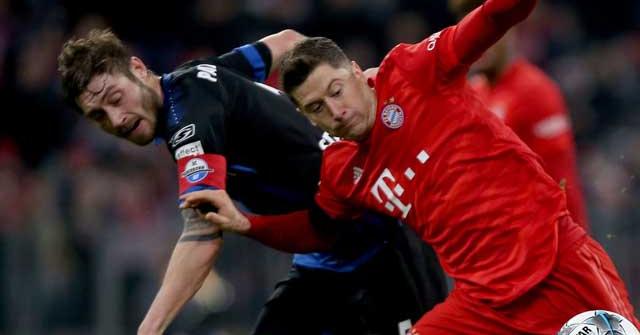 Video highlight trận Bayern Munich – Paderborn: Rượt đuổi kịch tính, cú đúp ngôi SAO