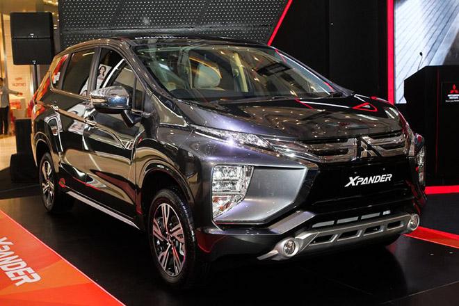 Mitsubishi Xpander 2020 chính thức ra mắt, nâng cấp nhẹ ngoại thất - 1