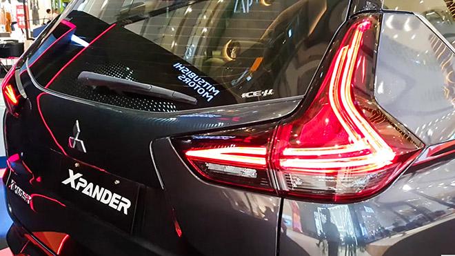 Mitsubishi Xpander 2020 chính thức ra mắt, nâng cấp nhẹ ngoại thất - 2