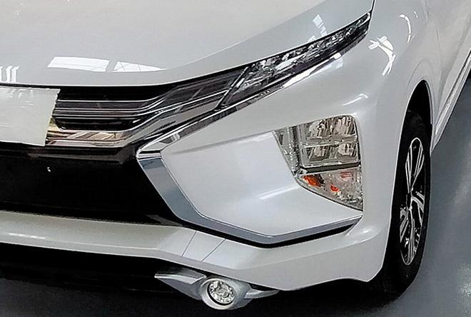 Mitsubishi Xpander 2020 chính thức ra mắt, nâng cấp nhẹ ngoại thất - 8