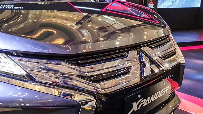 Mitsubishi Xpander 2020 chính thức ra mắt, nâng cấp nhẹ ngoại thất - 10