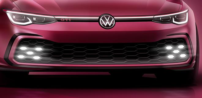 Volkswagen Golf GTI sắp ra mắt có nhiều nét tương đồng với Hyundai Grandeur
