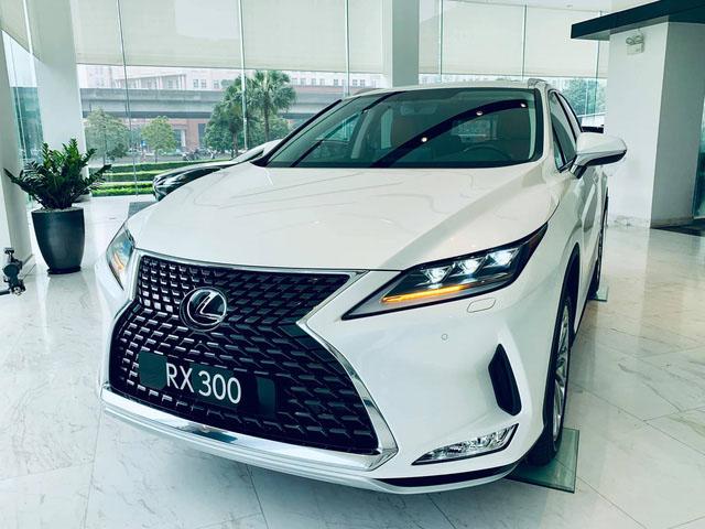 Cận cảnh Lexus RX300 2020 vừa về Việt Nam, giá từ 3,18 tỷ đồng