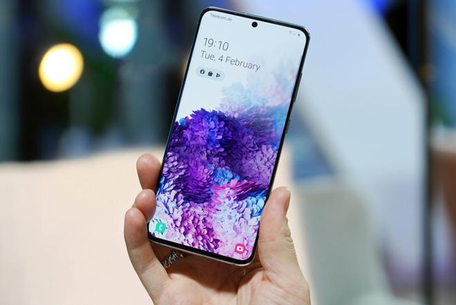 Vượt qua iPhone 11 Pro, Galaxy S20 Ultra có màn hình chính xác nhất thế giới - 2