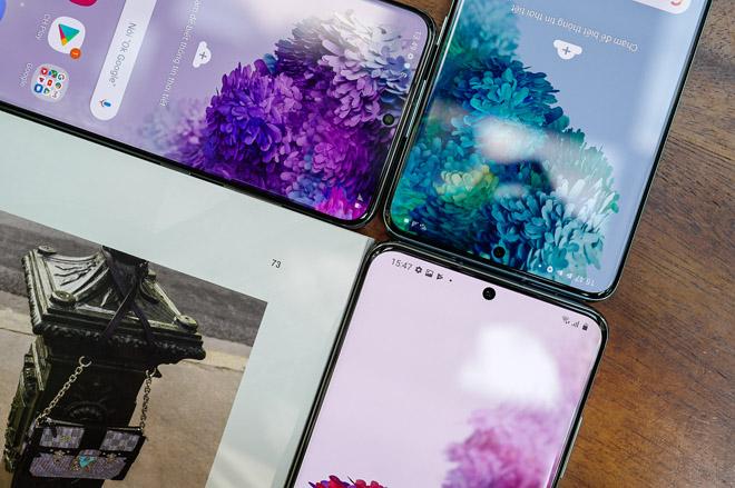 Vượt qua iPhone 11 Pro, Galaxy S20 Ultra có màn hình chính xác nhất thế giới - 5