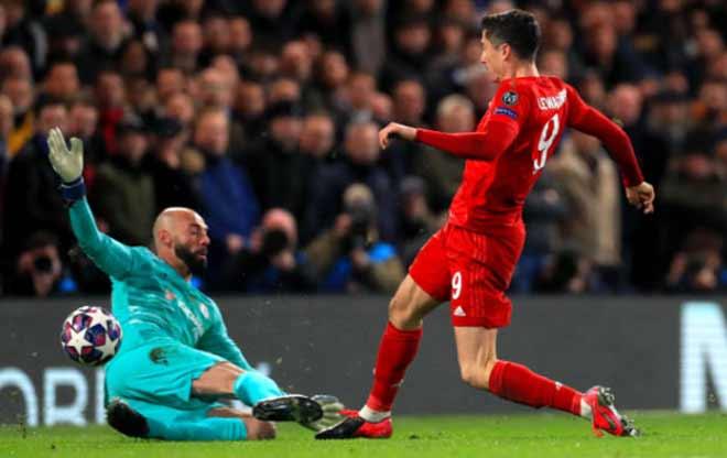 """Kết quả bóng đá Cúp C1 Chelsea - Bayern Munich: Bước ngoặt cú đúp, đại thắng """"3 sao"""" - 1"""