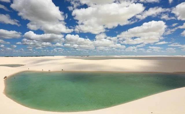 Sa mạc hiếm có nhất thế giới nơi nước nhiều hơn cả cát - 3