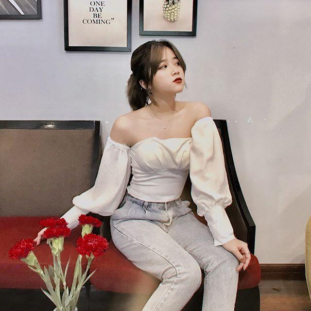 """Nữ sinh Phú Thọ hot trên trang tin Trung Quốc mặc phóng khoáng hơn """"thời các mẹ"""" - 14"""