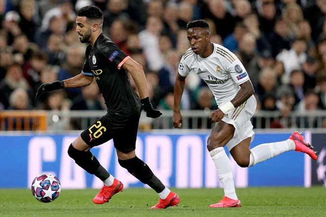Kết quả bóng đá Cúp C1, Real Madrid - Man City: Nghiệt ngã thẻ đỏ, ngược dòng đỉnh cao - 1